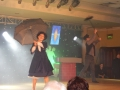Davina's Ark does Strictly Come Dancing