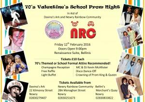 Valentine's 70s Prom night (3)